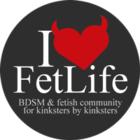 I (heart) FetLife: BDSM &amp; Fetish Community for Kinksters, by kinksters